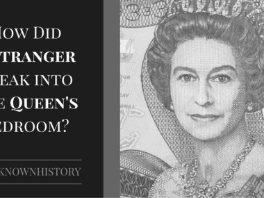How Did a Stranger Break Into the Queen's Bedroom?