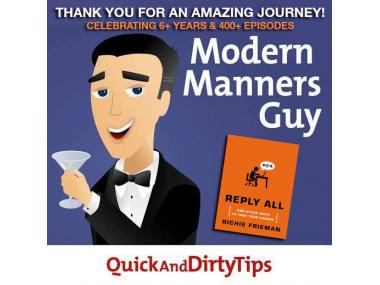 Modern Manners Guy's Favorite Reader Stories: Part 2