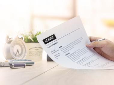 5 Resume Tips for College Seniors