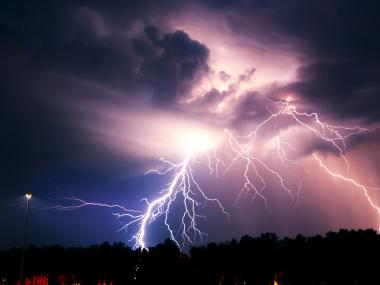How Often Do Planes Get Struck by Lightning?