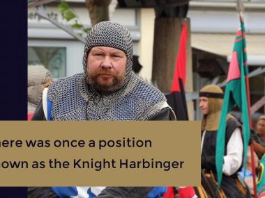 What is a harbinger?
