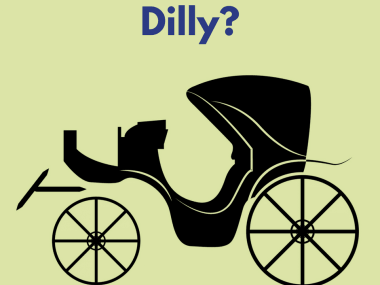 a picture of a dilly