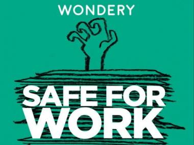 covert art for Safe for Work podcast