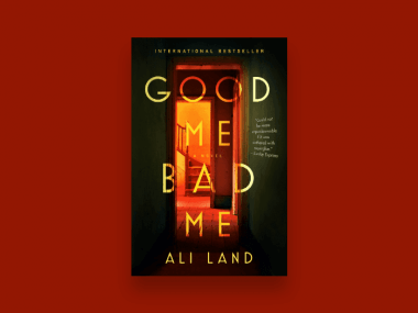 good me bad me book cover by ali land