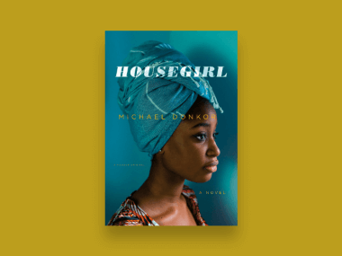 image of michael donkor's book Housegirl