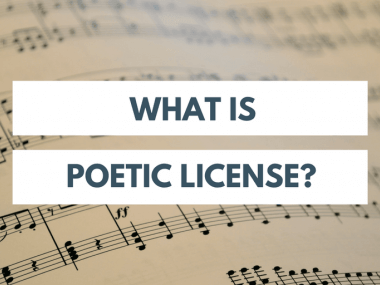 What Is Poetic License