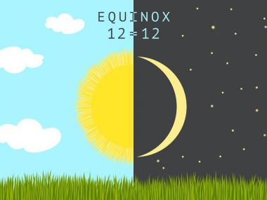equinox illustration