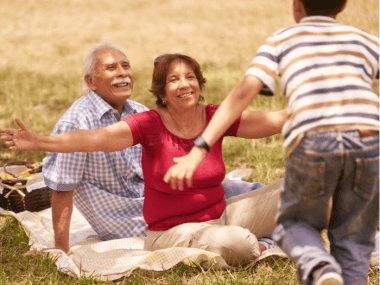 why grandparents are essential