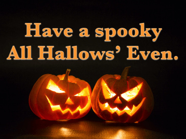 all hallows even halloween