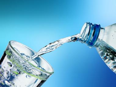 bottled or tap water