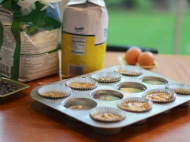 Muffin and cupcake tips