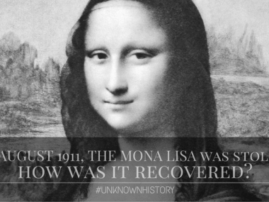who stole the mona lisa