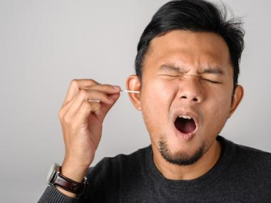 How to Get Rid of Earwax without a Q-Tip