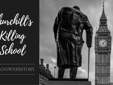 Churchill's Extraordinary Killing School