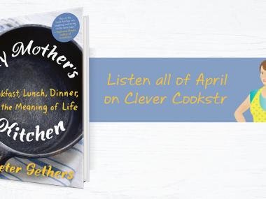 Clever Cookstr Podcast Takeover: Peter Gethers