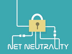 image of cables and lock symbolizing net neutrality
