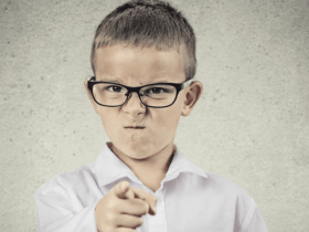 child being bossy because of pushover parents