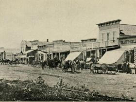 image of dodge city