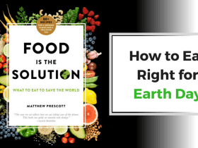 image of food is the solution book by matt prescott