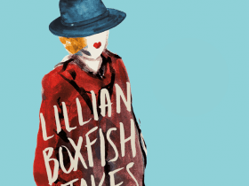 lillian boxfish book cover
