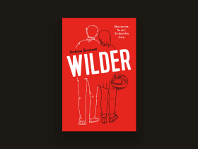 Wilder book jacket