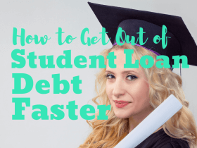 Managing Student Loans--Your Guide to Getting Out of Debt Faster