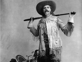 image of buffalo bill cody