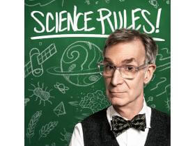 science rules cover art