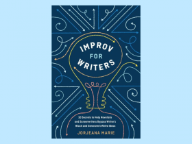 The cover of Improv for Writers