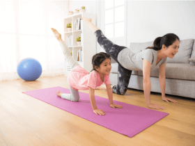 family indoor fitness