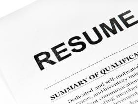 How to Write a Great Resume (Part 1)