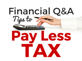 Financial Q&A: Tips to Pay Less Tax or Get a Bigger Refund