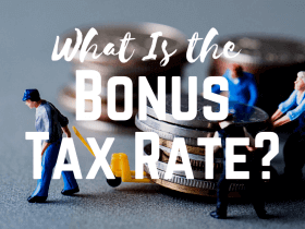 What Is the Bonus Tax Rate?