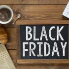 "The words ""black Friday"" to illustrate the origin of black Friday and other black days."