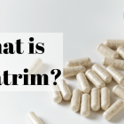 photo of pills with text what is meratrim?