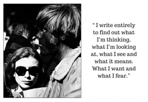 10 Joan Didion Quotes to Inspire Your Writing