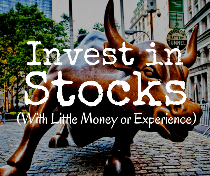 4 Easy Ways to Invest in Stocks with Little Money or Experience