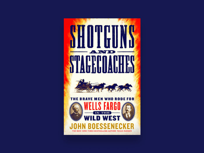 shotguns and stagecoaches book cover