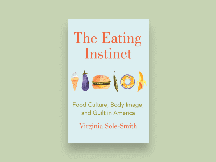 image of cover of the eating instinct