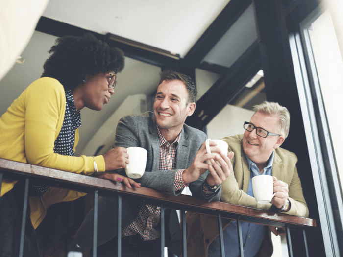 How to Use Coffee Breaks to Network and Caffeinate Your Career
