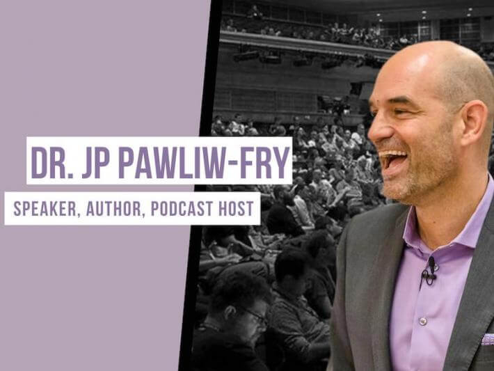 Photo of Dr. JP Pawliw-Fry