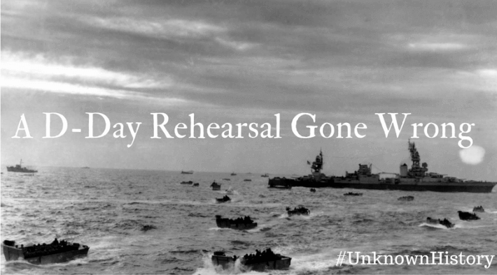 a rehearsal for dday