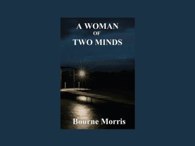 "The cover of the novel ""A Woman of Two Minds"""
