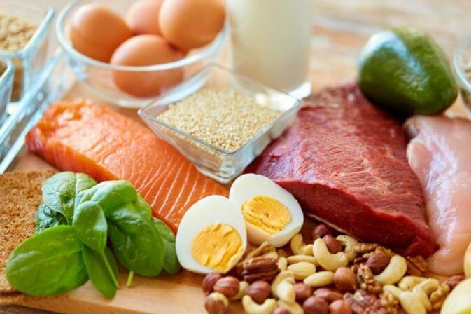 Healthy Protein Foods To Build Muscle