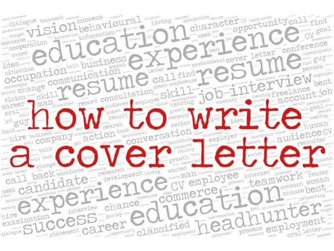 how to write a standout cover letter in 5 steps - Stand Out Cover Letter