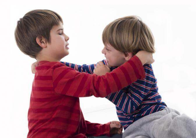 Helping Children with Hitting and Aggression - Hand in ...