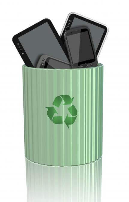 How to recycle your mobile phone - Recycling mobel ...