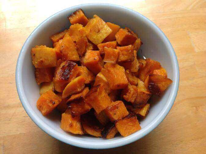 Nutrition Diva : Recipe: Roasted Butternut Squash with Moroccan Spices ...