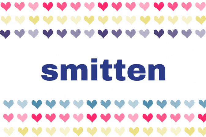Meaning of word smitten