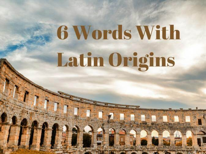 words with latin origins
